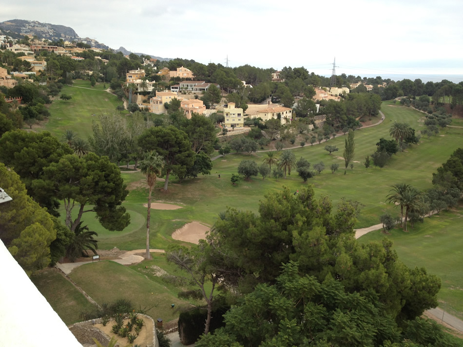 Altea Golf Course
